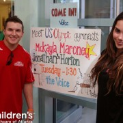 Jonathan Horton And McKayla Maroney