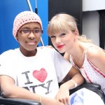 Taylor Swift Makes It A Memorable Day At Seacrest Studios!
