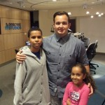 Noah Munck Makes It A Special Day At Seacrest Studios!
