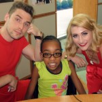 Karmin Brings Joy to Levine Children's Hospital!