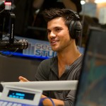 Taylor Lautner Visits Seacrest Studios at CHOC and Talks About His Upcoming Movie!