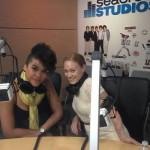 "The ""Wicked"" Cast Dazzles in a Visit to Seacrest Studios in Cincinnati"