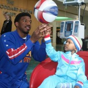 Buckets Blakes Teaches Patients Basketball Tricks