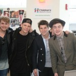 Rixton Makes A Stop At Seacrest Studios