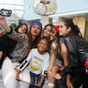 Fifth Harmony Visit