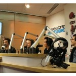 American Authors Sing 'Best Day Of My Life' in Seacrest Studios