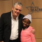 Michael Harney Visits Seacrest Studios At CHOC