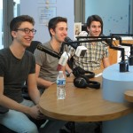 AJR Talks SpongeBob At Seacrest Studios!