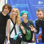 Paramore Inspires Patients At Seacrest Studios To Follow Their Dreams