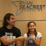 Remington Rafael Talks Stunts And Music At Seacrest Studios