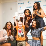 Fifth Harmony Makes Their Third Visit To Seacrest Studios!