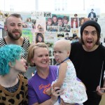 Paramore Visits Seacrest Studios And Has An Instant Bond With Patients