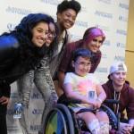 American Idol Season 13 Finalists Visit Seacrest Studios!