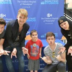 Rixton Gives Patients At Seacrest Studios A Special Performance!