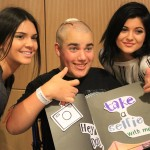 Kendall and Kylie Jenner Play 'Heads Up' With Patients At Seacrest Studios