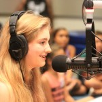 Willow Shields Talks 'The Hunger Games' While At Seacrest Studios