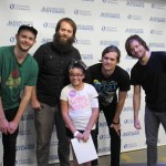 Seacrest Studios Gets A Visit From KONGOS
