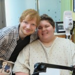 Ed Sheeran 'Multiplies' Happiness at Seacrest Studios!
