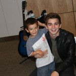 Jack Griffo Makes His Second Trip To Seacrest Studios In Orange County