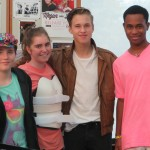 Ryan Beatty Kicks Of Halloween At Seacrest Studios in Charlotte