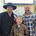 Montgomery Gentry Spins A Tale At Seacrest Studios