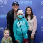 Country Star Cole Swindell Serenades Fans In Seacrest Studios