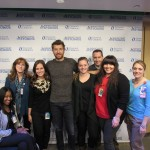 Brett Eldredge Makes His Second Visit To Seacrest Studios In Cincinnati