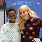 Meghan Trainor Talks New Music At Seacrest Studios