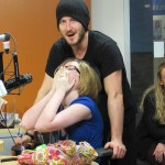 Patients Dance With Cast of Dancing With The Stars At Seacrest Studios