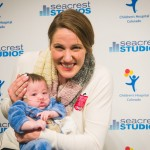 Missy Franklin Makes A Special Holiday Visit To Seacrest Studios