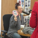 Ingrid Michaelson Performs Special Concert For Patients At Seacrest Studios