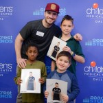 Sam Hunt Makes New Friends During Seacrest Studios Visit In Dallas