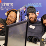 Snow Couldn't Stop The Avett Brothers From Meeting New Friends In Seacrest Studios