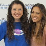 Jana Kramer Is Interviewed By Patients At Seacrest Studios