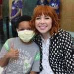 Carly Rae Jepsen Performs Her Hits In Seacrest Studios Atlanta