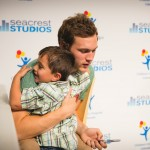 Phillip Phillips Plays Backwards Forwards At Seacrest Studios