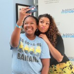 Jordin Sparks Does The Cupid Shuffle With Patients In Seacrest Studios