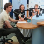 Vance Joy Sings 'Riptide' At Seacrest Studios In Charlotte