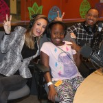 E! News Visits Seacrest Studios In Orange County