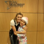 Rachel Platten Sings 'Fight Song' at Seacrest Studios in Orange County