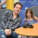 Charlie Puth Interviewed By Patients At Seacrest Studios