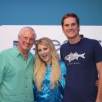 Meghan Trainor visits Seacrest Studios in Boston with her family!