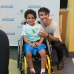 MAX performs at Seacrest Studios