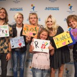 R5 Performs in the Seacrest Studios in their home state!