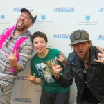 LOCASH Channels 'Star Wars' At Seacrest Studios Charlotte
