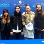 DNCE Interviewed By Patients At Seacrest Studios Philadelphia