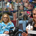 Carrie Underwood Talks To Patients About Her Music And Who Joins Her on Tour!