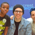 A Great Big World Performs For Patients At Seacrest Studios Philly