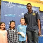 Reece Whitley Interviewed In Seacrest Studios Philadelphia