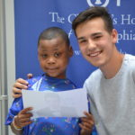 Jacob Whitesides Talks To Patients About Music & What Inspires Him